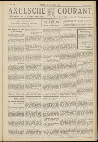 Axelsche Courant 1940-06-14
