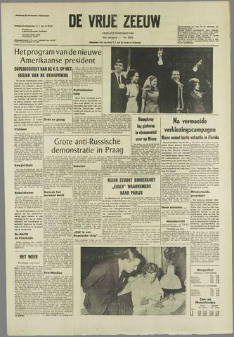 de Vrije Zeeuw 1968-11-08
