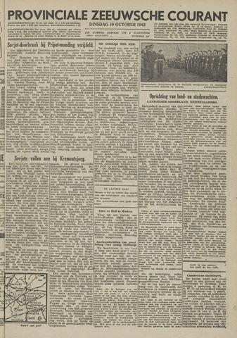 Provinciale Zeeuwse Courant 1943-10-19