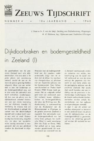 Zeeuws Tijdschrift 1968-07-01