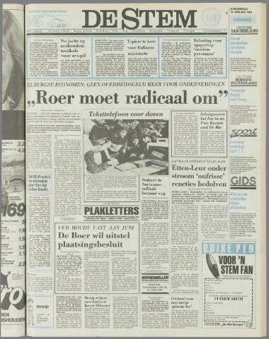de Stem 1984-01-12