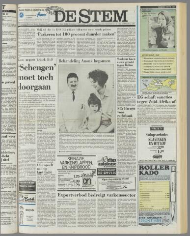 de Stem 1991-04-16