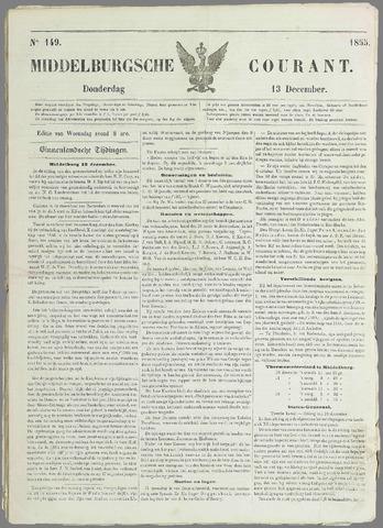 Middelburgsche Courant 1855-12-13