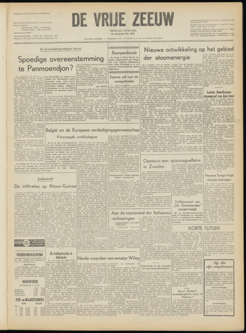 de Vrije Zeeuw 1953-06-05
