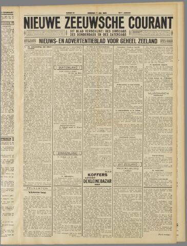 Nieuwe Zeeuwsche Courant 1934-07-17