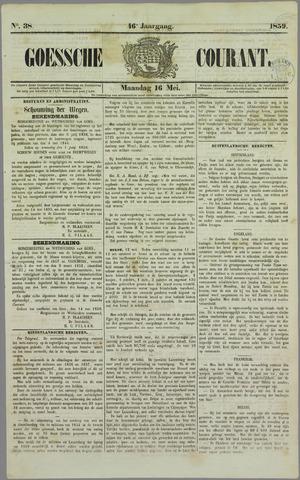 Goessche Courant 1859-05-16
