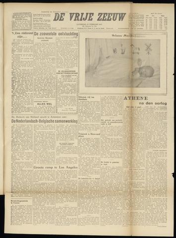 de Vrije Zeeuw 1947-02-22
