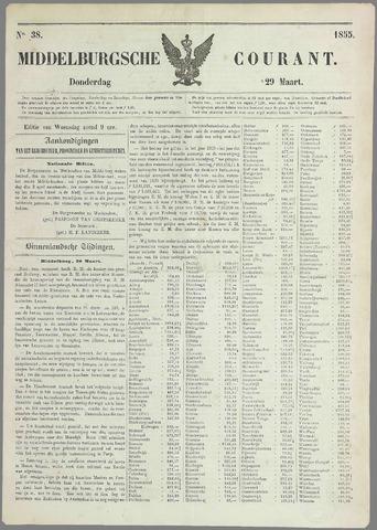 Middelburgsche Courant 1855-03-29