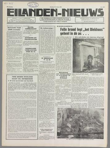 Eilanden-nieuws. Christelijk streekblad op gereformeerde grondslag 1979-11-06
