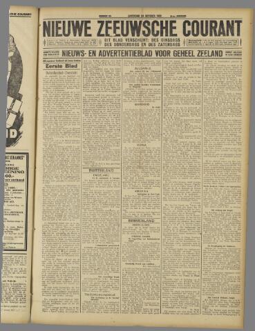 Nieuwe Zeeuwsche Courant 1925-10-24