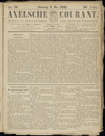 Axelsche Courant 1922-05-02