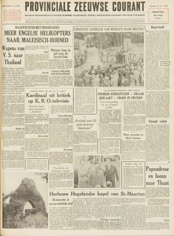 Provinciale Zeeuwse Courant 1964-06-23