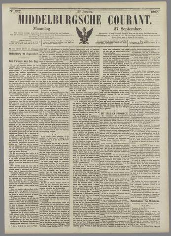 Middelburgsche Courant 1897-09-27