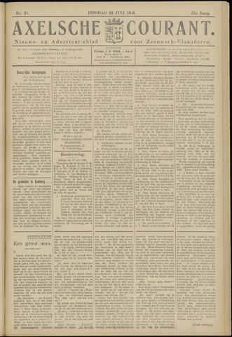 Axelsche Courant 1941-07-22