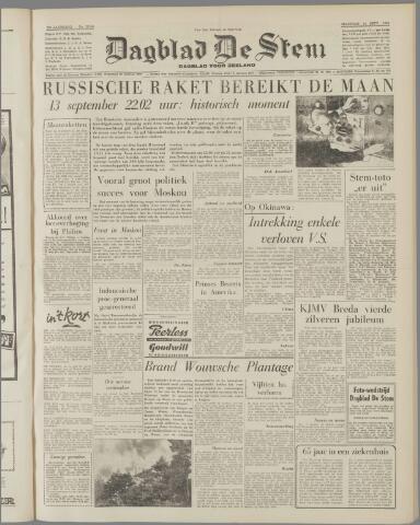 de Stem 1959-09-14