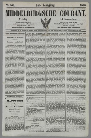 Middelburgsche Courant 1879-11-14