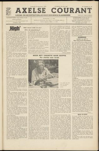 Axelsche Courant 1967-07-29