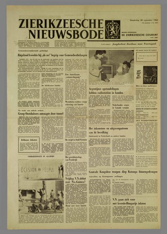 Zierikzeesche Nieuwsbode 1962-09-20