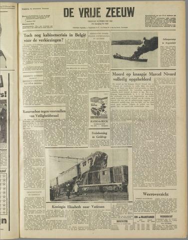 de Vrije Zeeuw 1961-02-24