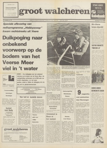 Groot Walcheren 1974-05-22