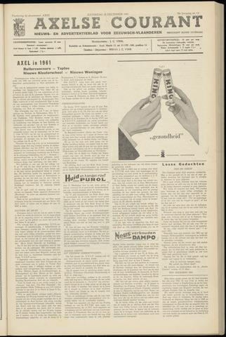 Axelsche Courant 1961-12-30