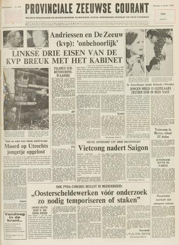 Provinciale Zeeuwse Courant 1972-10-09