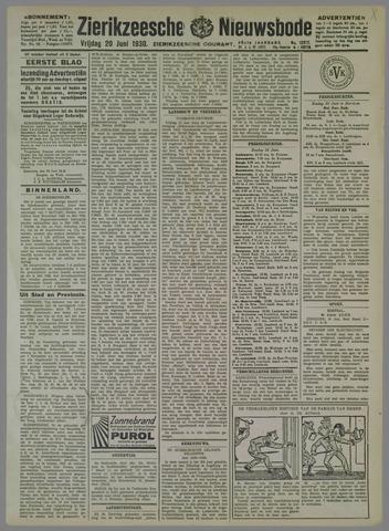 Zierikzeesche Nieuwsbode 1930-06-20