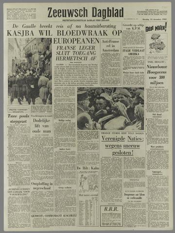 Zeeuwsch Dagblad 1960-12-13