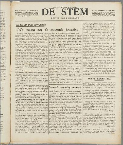 de Stem 1945-02-12