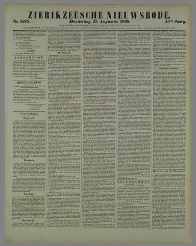 Zierikzeesche Nieuwsbode 1888-08-23