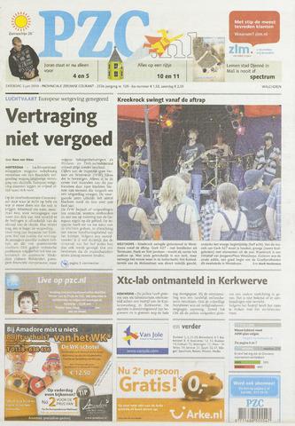 Provinciale Zeeuwse Courant 2010-06-05