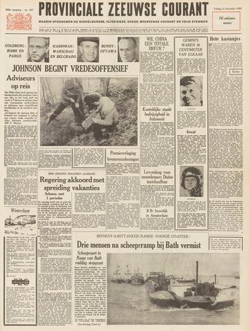 Provinciale Zeeuwse Courant 1965-12-31