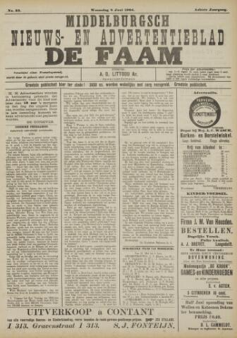 de Faam en de Faam/de Vlissinger 1904-06-08