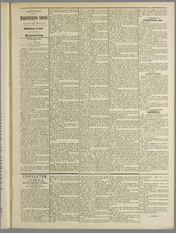 Middelburgsche Courant 1906-04-21
