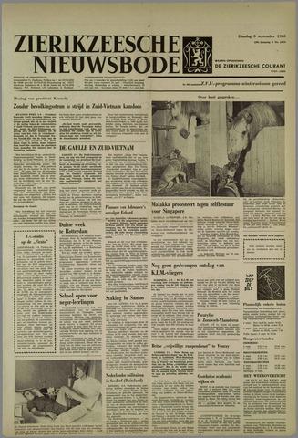 Zierikzeesche Nieuwsbode 1963-09-03