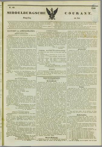 Middelburgsche Courant 1846-05-26