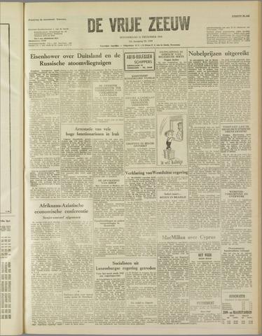 de Vrije Zeeuw 1958-12-11