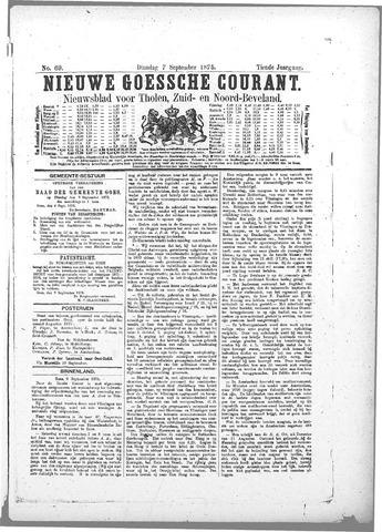 Nieuwe Goessche Courant 1875-09-07