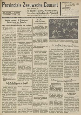 Provinciale Zeeuwse Courant 1941-03-05