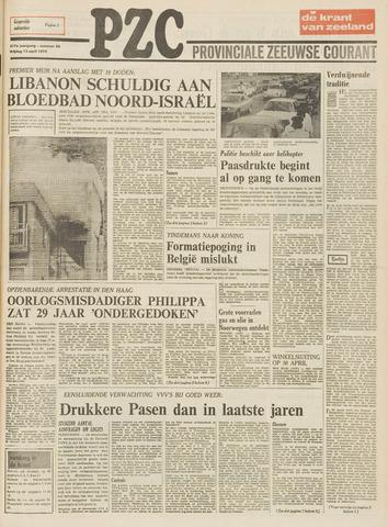 Provinciale Zeeuwse Courant 1974-04-12