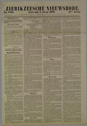 Zierikzeesche Nieuwsbode 1889-06-08