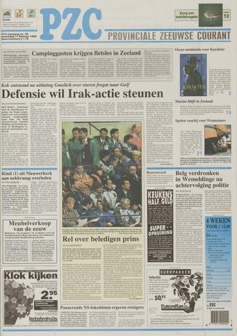 Provinciale Zeeuwse Courant 1998-02-11