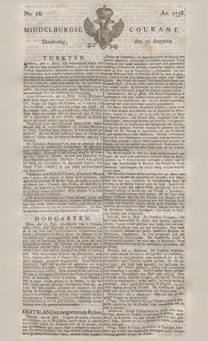 Middelburgsche Courant 1758-08-10