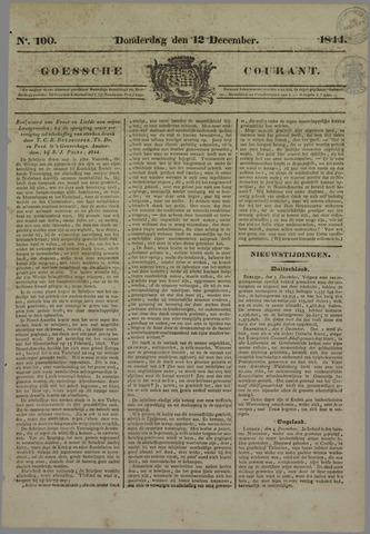 Goessche Courant 1844-12-12
