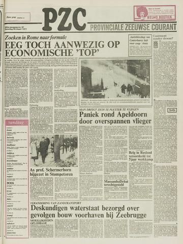 Provinciale Zeeuwse Courant 1977-03-26