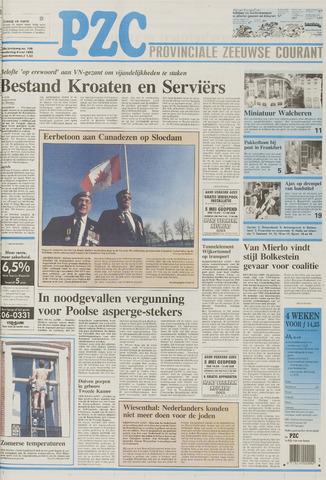 Provinciale Zeeuwse Courant 1995-05-04