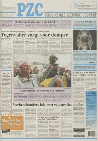 Provinciale Zeeuwse Courant 1997-02-21