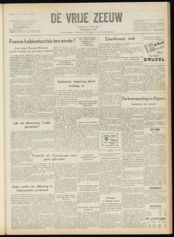 de Vrije Zeeuw 1957-06-11