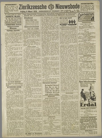 Zierikzeesche Nieuwsbode 1925-03-06