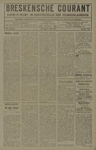 Breskensche Courant 1923-04-14